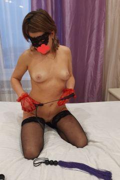 Аня, 35 лет — госпожа со страпоном