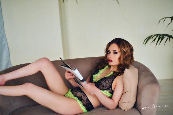 Знакомства в Рязани — Мила, 25 лет