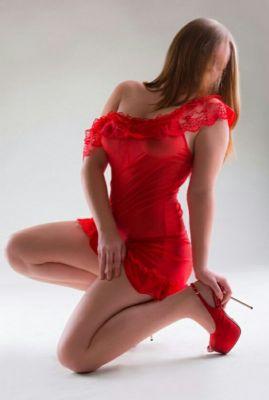 Кристина, эротические фото